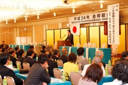 5月13日〜15日の自由民主党政令指定都市議員連盟総会